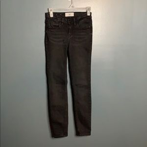 New Look black skinny jeans
